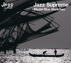 Jazz Supreme: Modal Blue Sketches
