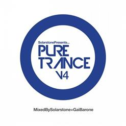 Pure Trance Vol. 4 (Mixed By Solarstone + Gai Barone)