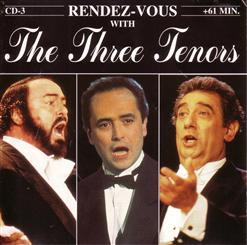 Rendezvous With The Three Tenors CD3