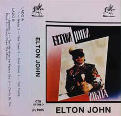 Elton John The Unauthorised Collection