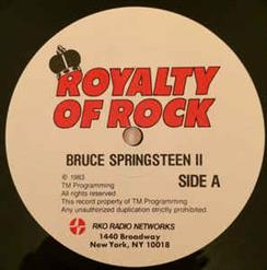 Royality Of Rock Bruce Springsteen II