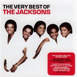 The Very Best Of The Jacksons (CD1)