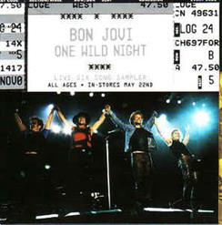 One Wild Night - Live Six Song Sampler