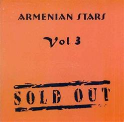 Armenian Stars Sold Out vol. 3