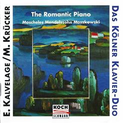 Works For Piano Duet - The Romantic Piano