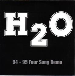 94-95 Four Song Demo