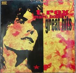 Marc Bolan ‎– Great Hits