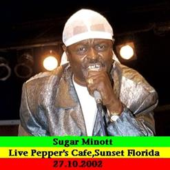 Live In Peppers Cafe, Florida