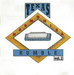 Texas Harmonica Rumble Vol 2, Live In Austin, TX, In 1991