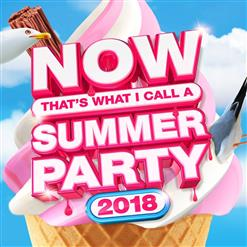 NOW That's What I Call Summer Party CD 1