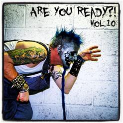 Are You Ready?! (Vol.10)