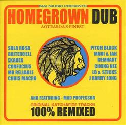 Homegrown Dub (CD1)