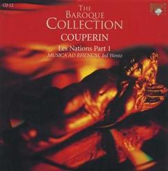 The Baroque Collection: Couperin - Les Nations Part I
