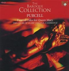 The Baroque Collection: Purcell - Sacred Music Etc