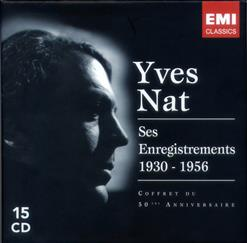 Ses Enregistrements 1930 -1956 [CD09 - Schubert, Chopin, Brahms]