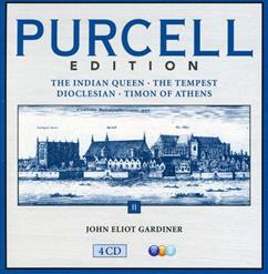 PURCELL EDITION - Vol.II: Timon Of Athens; Dioclesian 1 (CD3)