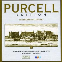 PURCELL EDITION - Vol.IV: Harpsichord Suites And Other Keyboard Works (CD5)