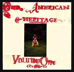 Our American Heritage - Volume One