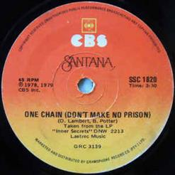 One Chain (Don't Make No Prison) - Open Invitation