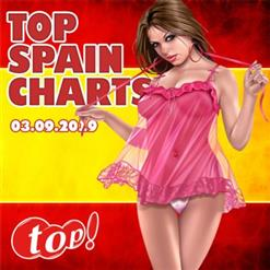 Top Spain Charts 03.09.2019