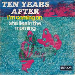 I'm Coming On - She Lies In The Morning