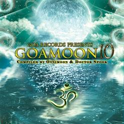 Goa Moon Vol. 10 (Compiled By Ovnimoon & Doctor Spook) (2019)