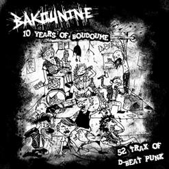 10 Years Of Boudoume