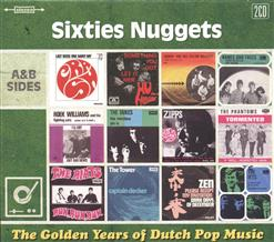 The Golden Years Of Dutch Pop Music ~ The Sixties Nuggets ~ A&B Sides
